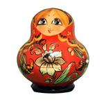 Golden Flower Matryoshka