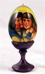 Russian Easter Egg Ornmanet