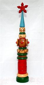 Kremlin Stacking Pyrmiad Toy