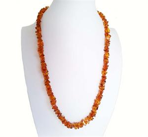 Honey Baltic Amber Necklace