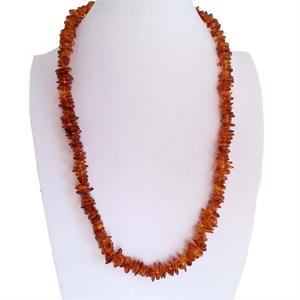 Baltic Amber Honey Color Necklace