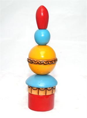 Pyramid Stacking Toy 3
