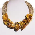 Handmade Amber Necklace