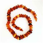 Rough  Baltic Amber Necklace ( Unpolished )