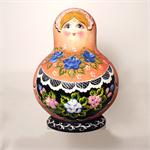 Girl with Roses Matryoshka 3