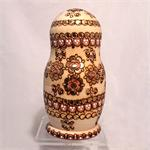Happy Children Matryoshka Nesting Doll from Sergiev Posad Russia 2