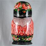 Russian Matryoshka Nesting Doll -  Day in the Park by Osipov 2