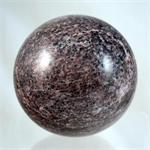 100% Natural Charoite Sphere Made in Russia 3